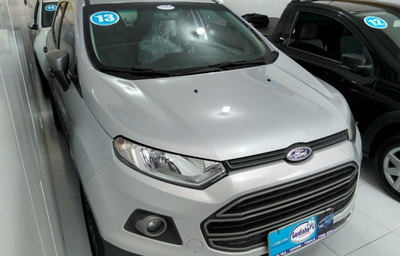 FORD ECOSPORT 2013 1.6 FREESTYLE 16V FLEX 4P MANUAL - Carango 71620 - Foto 3