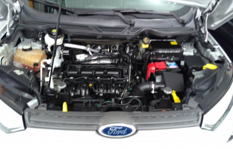 FORD ECOSPORT 2013 1.6 FREESTYLE 16V FLEX 4P MANUAL - Carango 71620 - Foto 10