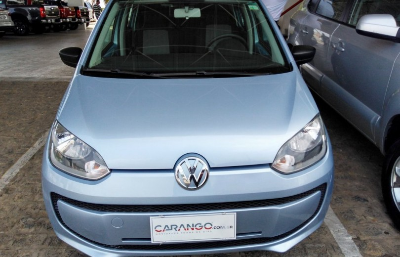 VOLKSWAGEN UP! 2015 1.0 MPI TAKE UP 12V FLEX 4P MANUAL - Carango 71671 - Foto 2