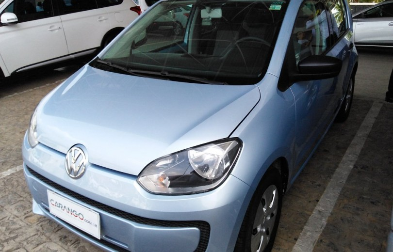 VOLKSWAGEN UP! 2015 1.0 MPI TAKE UP 12V FLEX 4P MANUAL - Carango 71671 - Foto 1