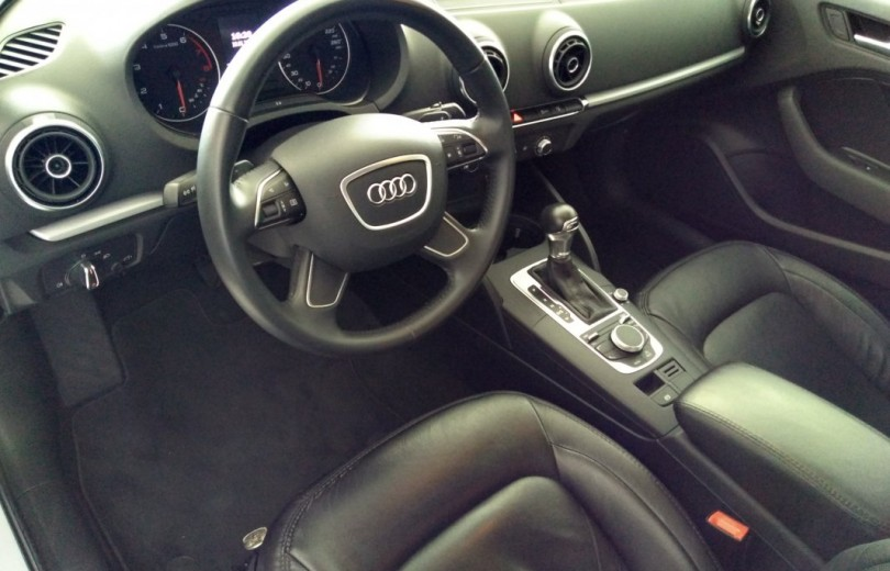 AUDI A3 2015 1.4 TFSI ATTRACTION 16V GASOLINA 4P S-TRONIC - Carango 72576 - Foto 6