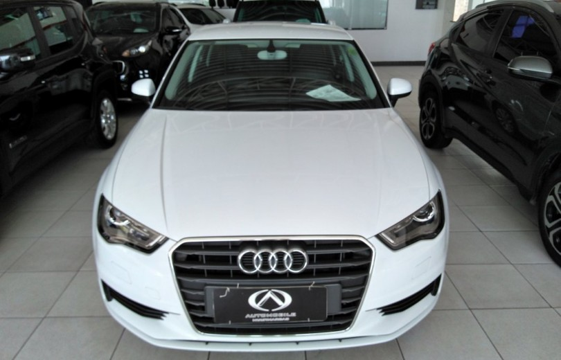 AUDI A3 2015 1.4 TFSI ATTRACTION 16V GASOLINA 4P S-TRONIC - Carango 72576 - Foto 2