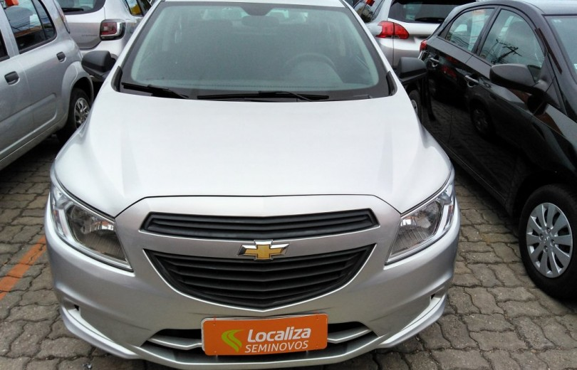 CHEVROLET PRISMA 2018 1.0 MPFI VHCE JOY 8V FLEXPOWER 4P MANUAL - Carango 72516 - Foto 2