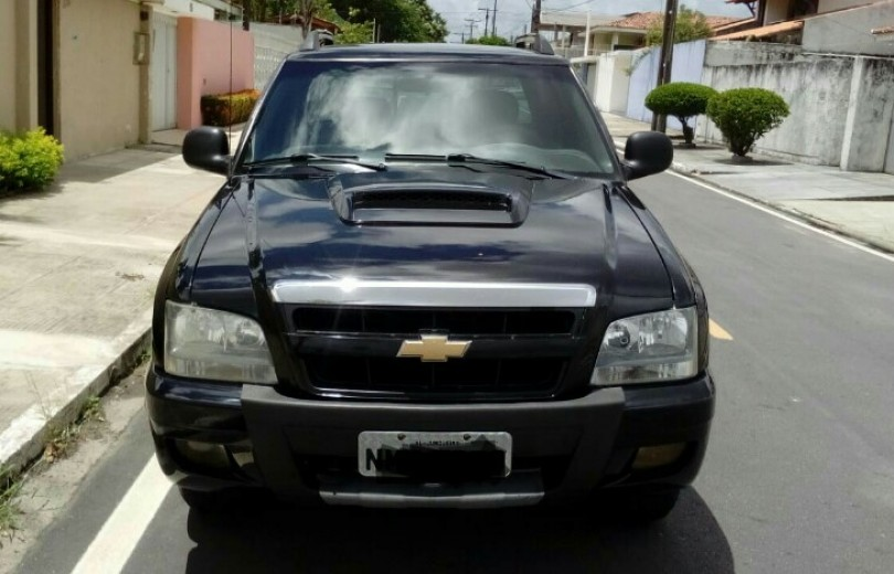 CHEVROLET S10 2010 2.8 EXECUTIVE 4X4 CD 12V TURBO ELECTRONIC INTERCOOLER DIESEL 4P MANUAL - Carango 72668 - Foto 2