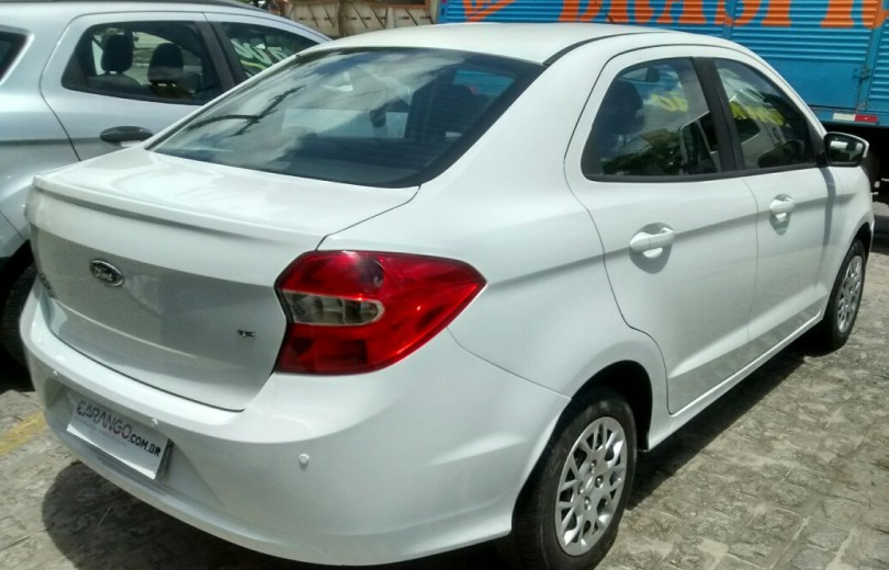 FORD KA MAIS 2015 1.5 SE 16V FLEX 4P MANUAL - Carango 72517 - Foto 3