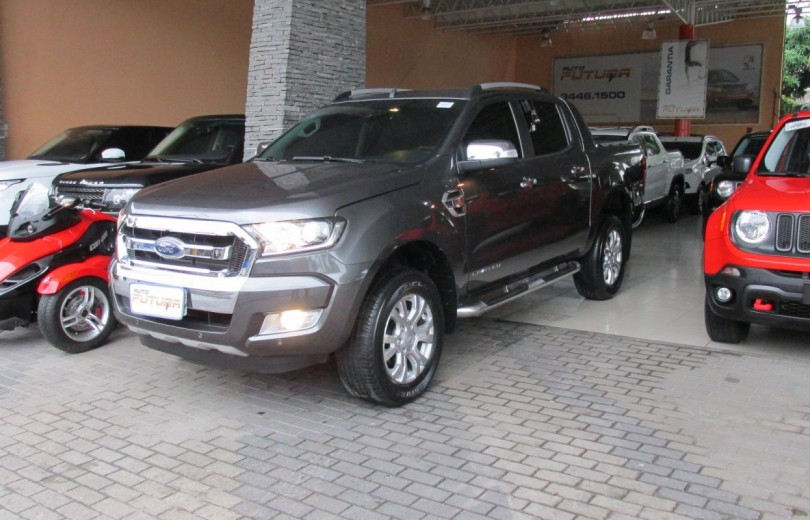 FORD RANGER 2017 3.2 LIMITED 4X4 DIESEL 4P AUTOMÁTICO - Carango 72539 - Foto 1