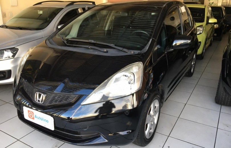 HONDA FIT 2010 1.4 LXL 8V FLEX 4P MANUAL - Carango 72484 - Foto 1