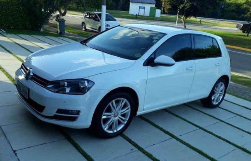 VOLKSWAGEN GOLF 2014 1.4 HIGHLINE TSI 140cv MANUAL - Carango 72610 - Foto 1