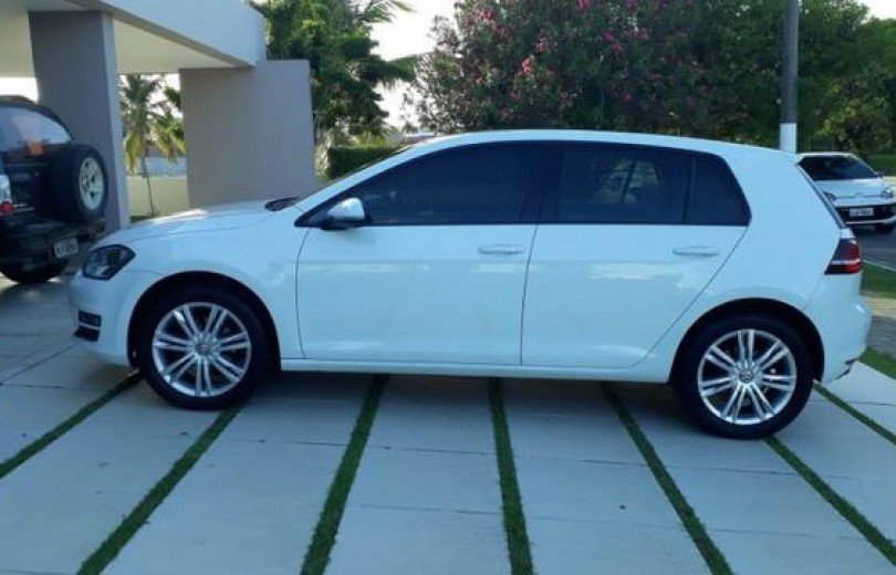 VOLKSWAGEN GOLF 2014 1.4 HIGHLINE TSI 140cv MANUAL - Carango 72610 - Foto 3