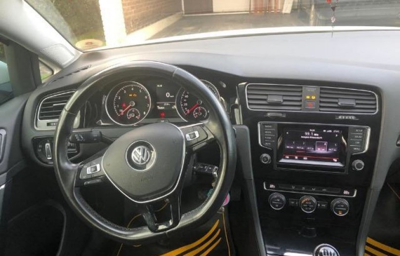 VOLKSWAGEN GOLF 2014 1.4 HIGHLINE TSI 140cv MANUAL - Carango 72610 - Foto 6