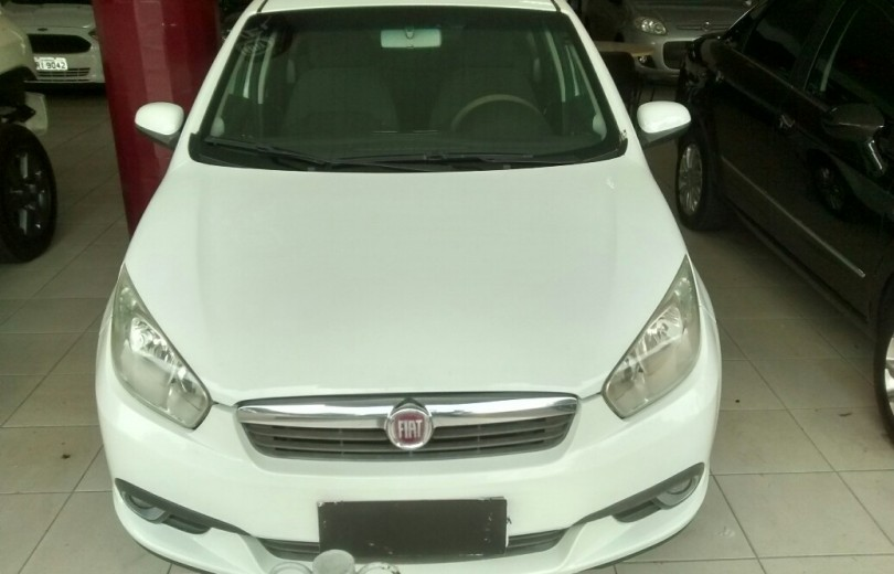 FIAT SIENA 2013 1.4 MPI ATTRACTIVE 8V FLEX 4P MANUAL - Carango 73854 - Foto 2