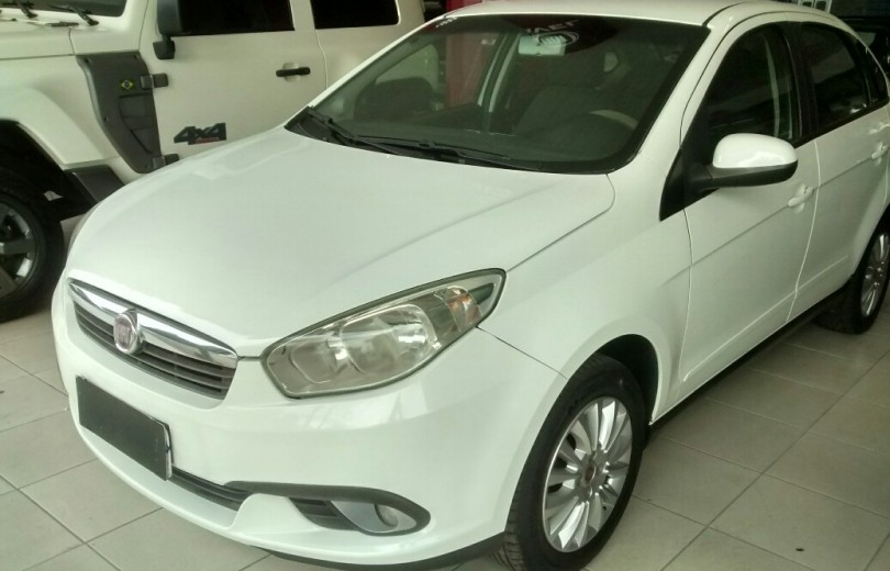 FIAT SIENA 2013 1.4 MPI ATTRACTIVE 8V FLEX 4P MANUAL - Carango 73854 - Foto 1