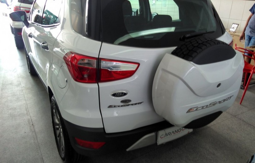 FORD ECOSPORT 2015 1.6 FREESTYLE 16V FLEX 4P MANUAL - Carango 73723 - Foto 4