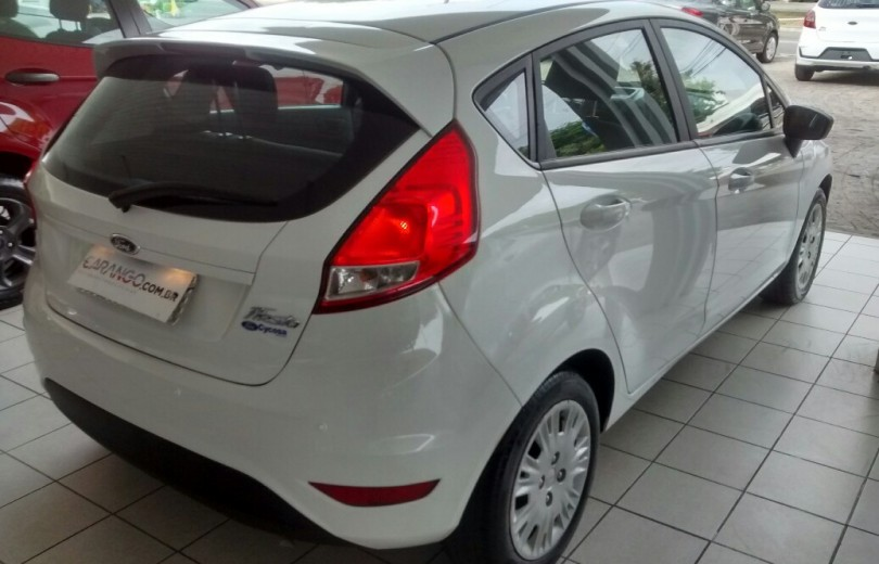 FORD NEW FIESTA 2016 1.5 S HATCH 16V FLEX 4P MANUAL - Carango 73780 - Foto 3