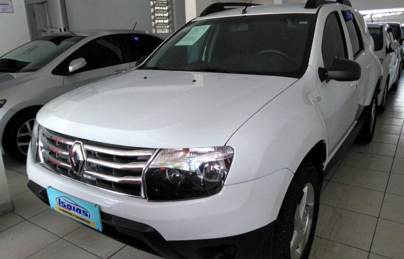 RENAULT DUSTER 2015 1.6 DYNAMIQUE 4X2 16V FLEX 4P MANUAL - Carango 73626 - Foto 1