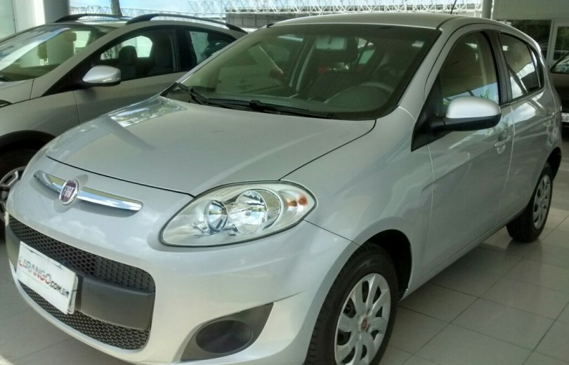 FIAT PALIO 2015 1.0 MPI ATTRACTIVE 8V FLEX 4P MANUAL - Carango 74618 - Foto 1