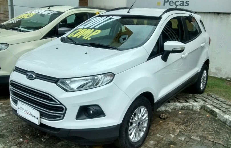 FORD ECOSPORT 2017 1.5 FREESTYLE FLEX MANUAL - Carango 74566 - Foto 1