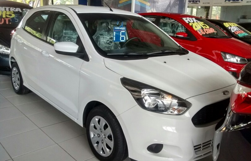 FORD KA 2016 1.5 SE 16V FLEX 4P MANUAL - Carango 74379 - Foto 2