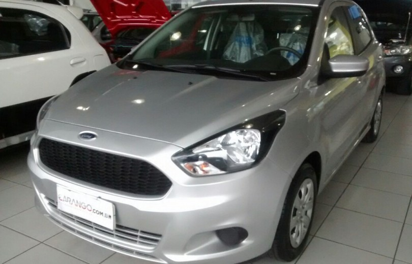FORD KA 2018 1.0 12V FLEX 4P MANUAL - Carango 74604 - Foto 5