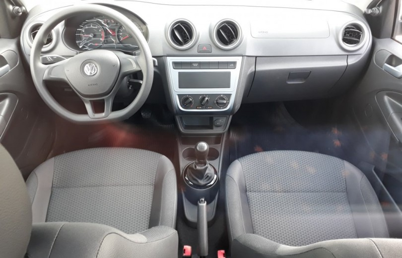 VOLKSWAGEN SAVEIRO 2019 1.6 MSI ROBUST CS 8V FLEX 2P MANUAL - Carango 74882 - Foto 6