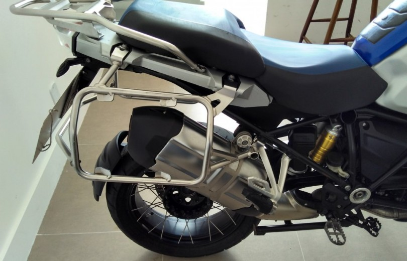 BMW R 1200 GS ADVENTURE 2015 GASOLINA - Carango 75350 - Foto 9