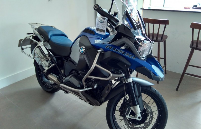 BMW R 1200 GS ADVENTURE 2015 GASOLINA - Carango 75350 - Foto 3