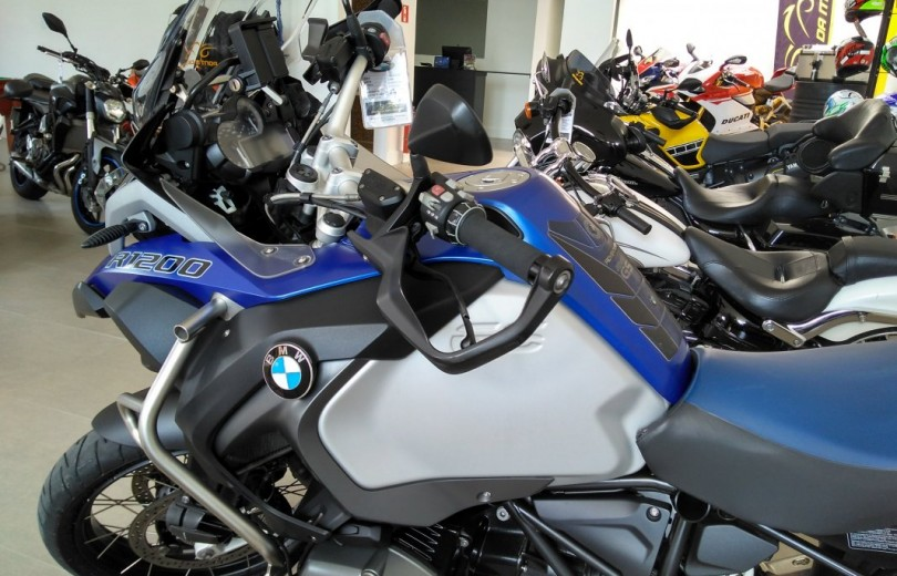 BMW R 1200 GS ADVENTURE 2015 GASOLINA - Carango 75350 - Foto 7