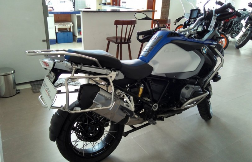 BMW R 1200 GS ADVENTURE 2015 GASOLINA - Carango 75350 - Foto 4