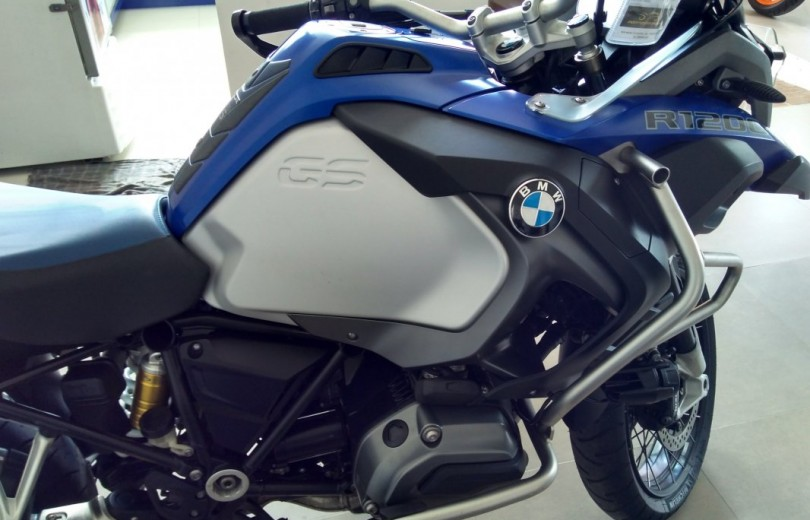 BMW R 1200 GS ADVENTURE 2015 GASOLINA - Carango 75350 - Foto 10