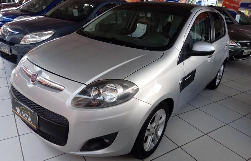 FIAT PALIO 2013 1.4 MPI ATTRACTIVE 8V FLEX 4P MANUAL - Carango 75521 - Foto 1