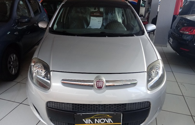 FIAT PALIO 2013 1.4 MPI ATTRACTIVE 8V FLEX 4P MANUAL - Carango 75521 - Foto 2