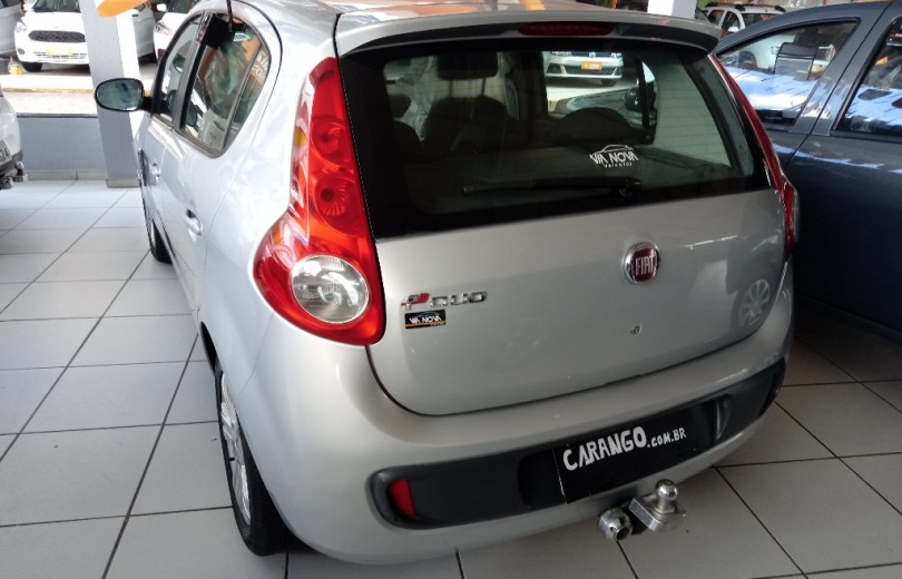 FIAT PALIO 2013 1.4 MPI ATTRACTIVE 8V FLEX 4P MANUAL - Carango 75521 - Foto 4