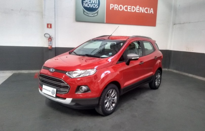 FORD ECOSPORT 2015 1.6 FREESTYLE 16V FLEX 4P MANUAL - Carango 75539 - Foto 1