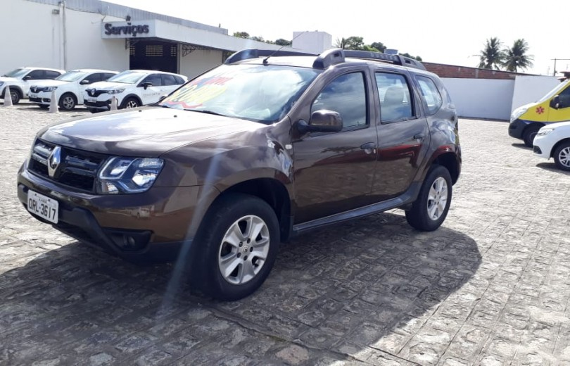 RENAULT DUSTER 2016 1.6 EXPRESSION 4X2 16V 4P MANUAL - Carango 75645 - Foto 1