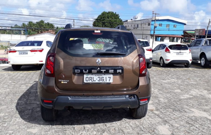 RENAULT DUSTER 2016 1.6 EXPRESSION 4X2 16V 4P MANUAL - Carango 75645 - Foto 4