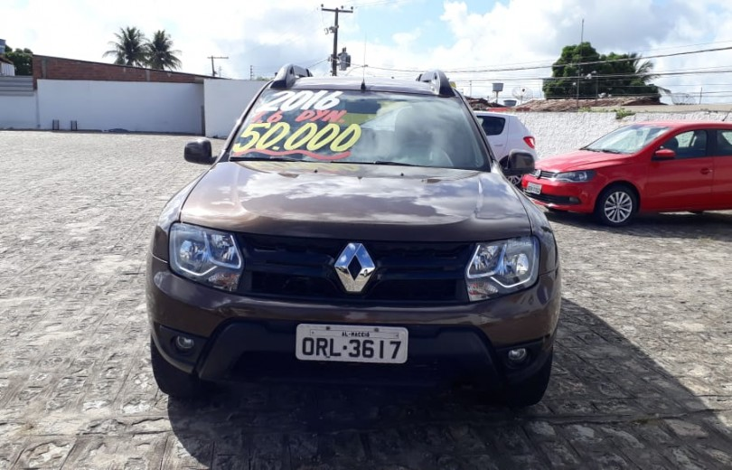 RENAULT DUSTER 2016 1.6 EXPRESSION 4X2 16V 4P MANUAL - Carango 75645 - Foto 2