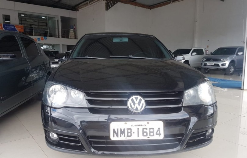 VOLKSWAGEN GOLF 2009 1.6 LIMITED EDITION 4P FLEX  - Carango 75617 - Foto 2
