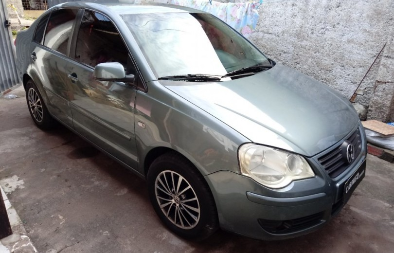 VOLKSWAGEN POLO 2009 1.6 MI 8V TOTAL FLEX 4P MANUAL - Carango 75602 - Foto 2