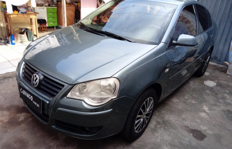 VOLKSWAGEN POLO 2009 1.6 MI 8V TOTAL FLEX 4P MANUAL - Carango 75602 - Foto 1