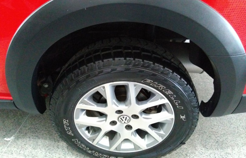 VOLKSWAGEN SAVEIRO 2015 1.6 CROSS CD 16V TOTAL FLEX 2P MANUAL - Carango 75782 - Foto 5