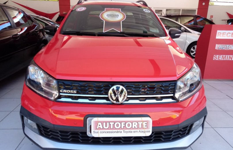 VOLKSWAGEN SAVEIRO 2017 1.6 CROSS CD 16V FLEX 2P MANUAL - Carango 75671 - Foto 2