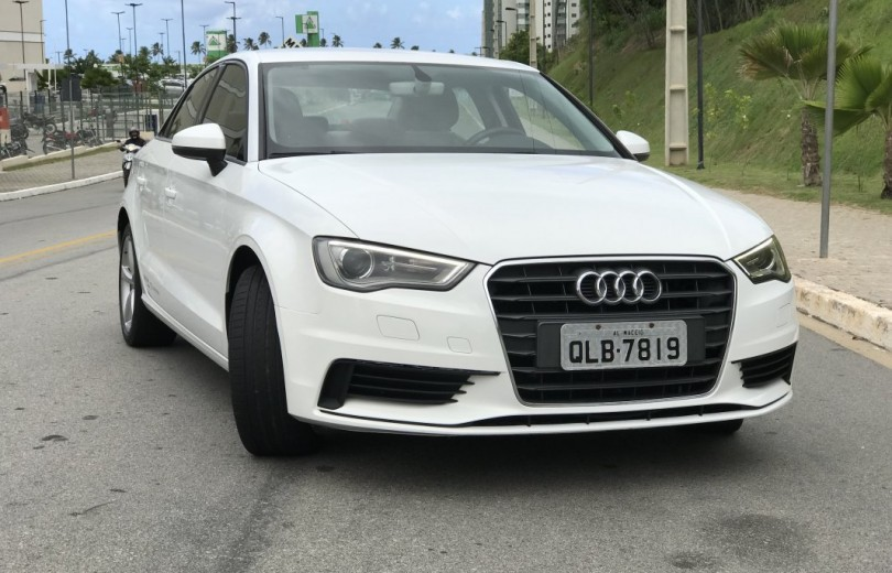 AUDI A3 2016 1.4 TFSI ATTRACTION 16V GASOLINA 4P S-TRONIC - Carango 76366 - Foto 2