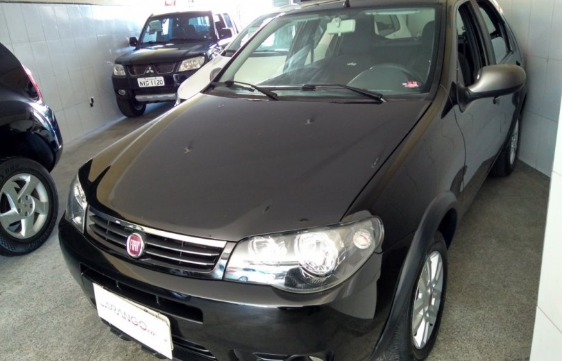 FIAT PALIO 2015 1.0 MPI WAY 8V FLEX 4P MANUAL - Carango 76588 - Foto 1