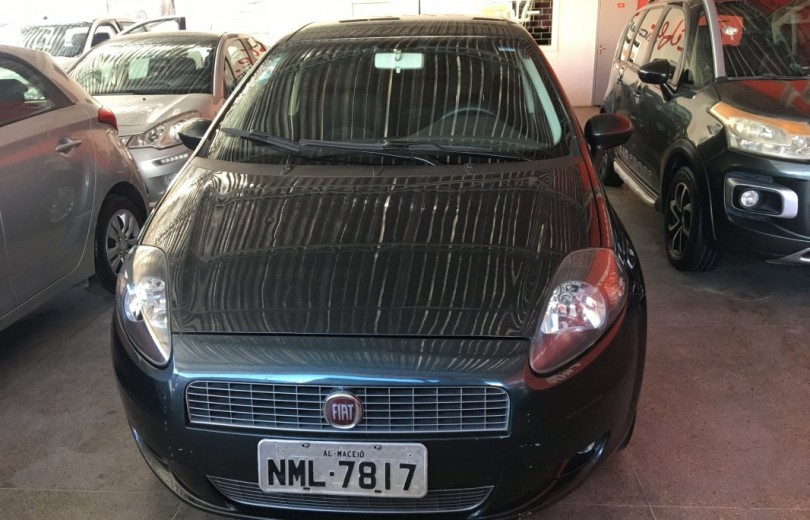 FIAT PUNTO 2012 1.4 ATTRACTIVE 8V FLEX 4P MANUAL - Carango 76609 - Foto 2