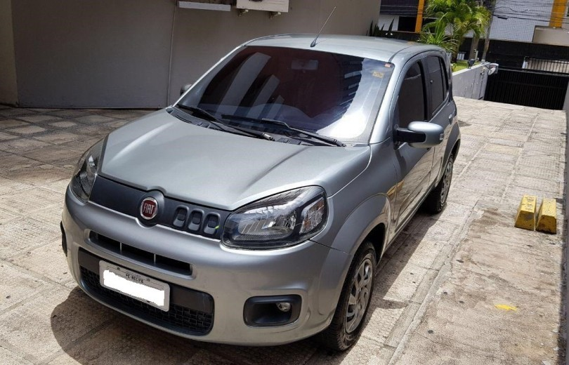 FIAT UNO 2016 1.0 EVO ATTRACTIVE 8V FLEX 4P MANUAL - Carango 76145 - Foto 10