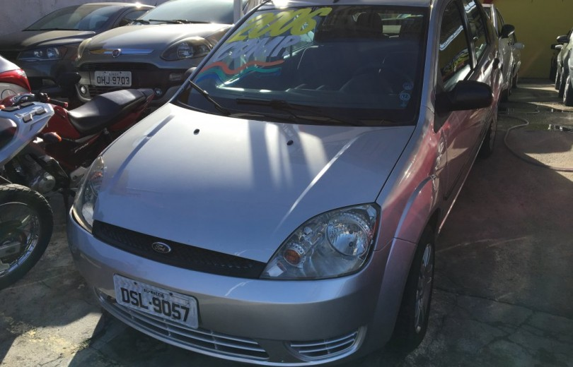 FORD FIESTA 2006 1.6 MPI SEDAN 8V FLEX 4P MANUAL - Carango 76648 - Foto 1