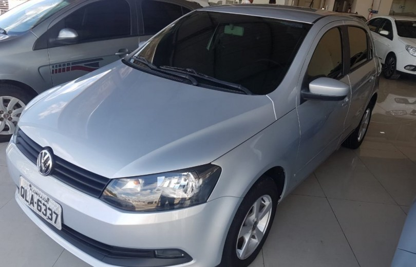VOLKSWAGEN GOL 2016 1.0 MI CITY 8V TOTAL FLEX 4P MANUAL G.VI - Carango 76070 - Foto 1