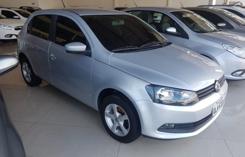 VOLKSWAGEN GOL 2016 1.0 MI CITY 8V TOTAL FLEX 4P MANUAL G.VI - Carango 76070 - Foto 3