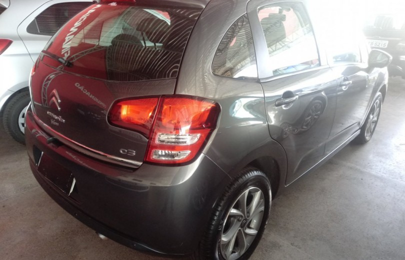 CITROËN C3 2014 1.5 TENDANCE 8V FLEX 4P MANUAL - Carango 78135 - Foto 3