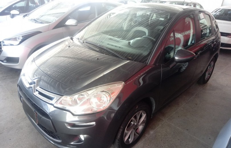 CITROËN C3 2014 1.5 TENDANCE 8V FLEX 4P MANUAL - Carango 78135 - Foto 1